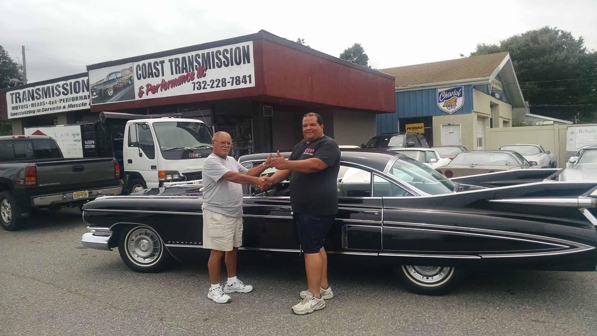 1959 Cadillac Restoration