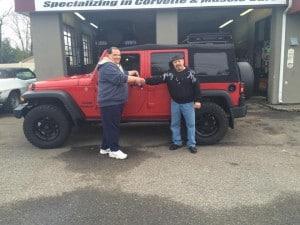 coast jeep repair